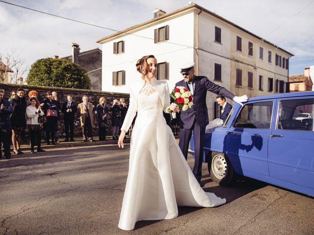 Il matrimonio di Dario e Elena a Crocetta del Montello, Treviso 6