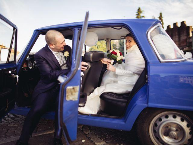 Il matrimonio di Dario e Elena a Crocetta del Montello, Treviso 18