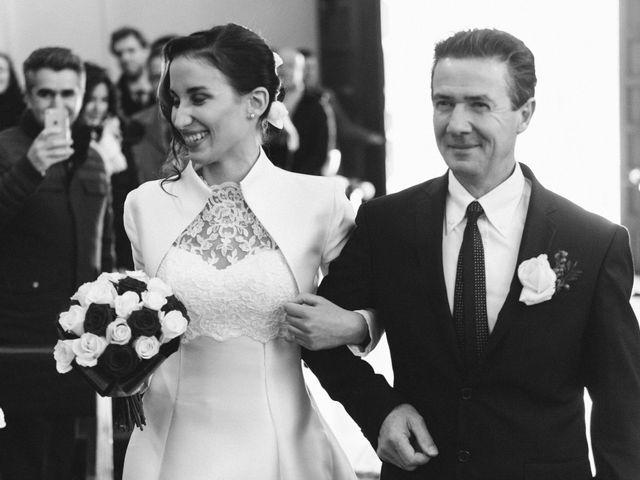 Il matrimonio di Dario e Elena a Crocetta del Montello, Treviso 7