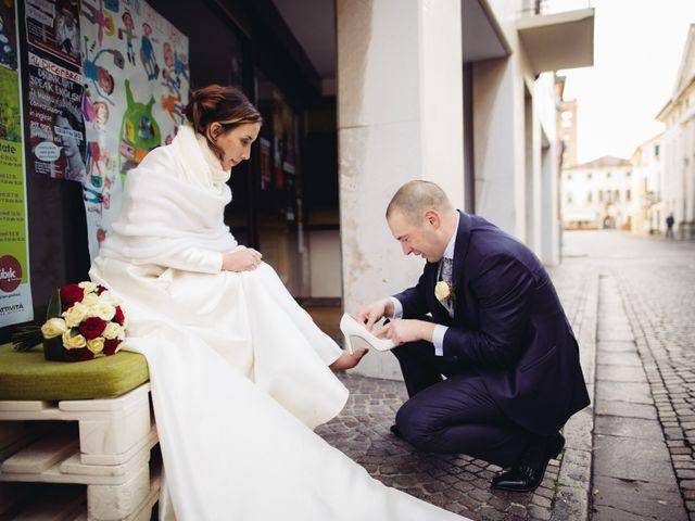 Il matrimonio di Dario e Elena a Crocetta del Montello, Treviso 17