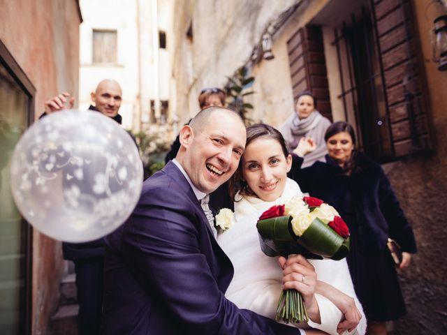 Il matrimonio di Dario e Elena a Crocetta del Montello, Treviso 16