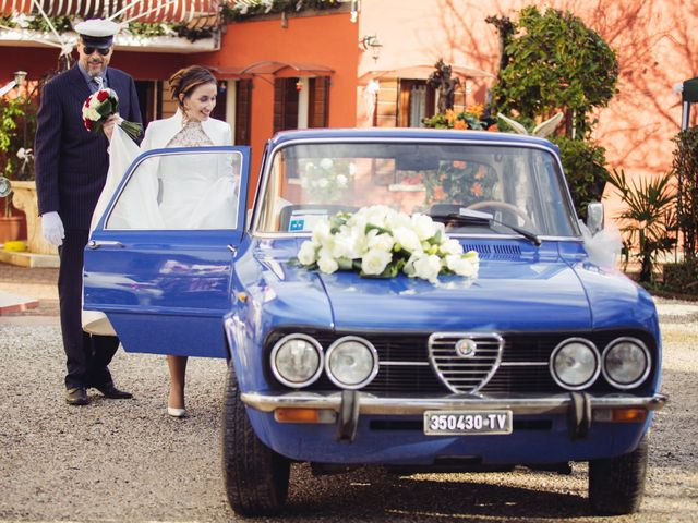 Il matrimonio di Dario e Elena a Crocetta del Montello, Treviso 5