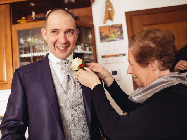 Il matrimonio di Dario e Elena a Crocetta del Montello, Treviso 3