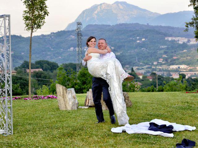 Il matrimonio di Roberto e Lorena a Solofra, Avellino 11