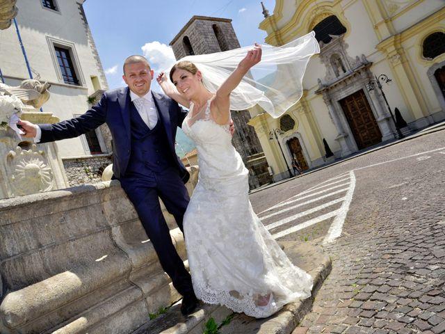 Il matrimonio di Roberto e Lorena a Solofra, Avellino 15