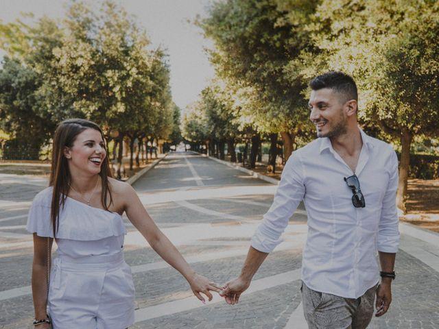 Il matrimonio di Mario e Lhea a Vasto, Chieti 1