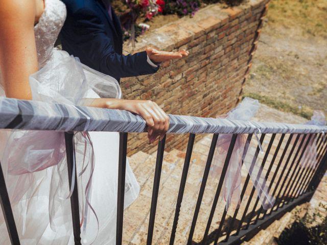 Il matrimonio di Mario e Lhea a Vasto, Chieti 27