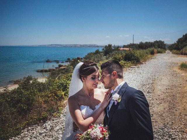 Il matrimonio di Mario e Lhea a Vasto, Chieti 53