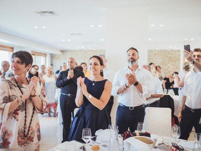 Il matrimonio di Mario e Lhea a Vasto, Chieti 73