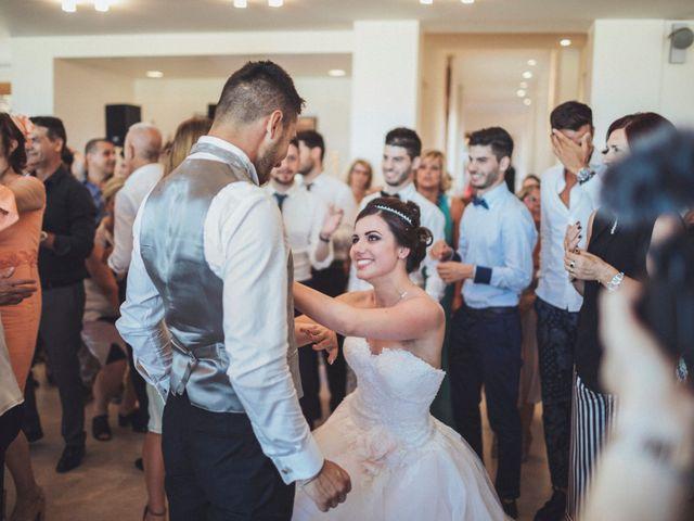 Il matrimonio di Mario e Lhea a Vasto, Chieti 83