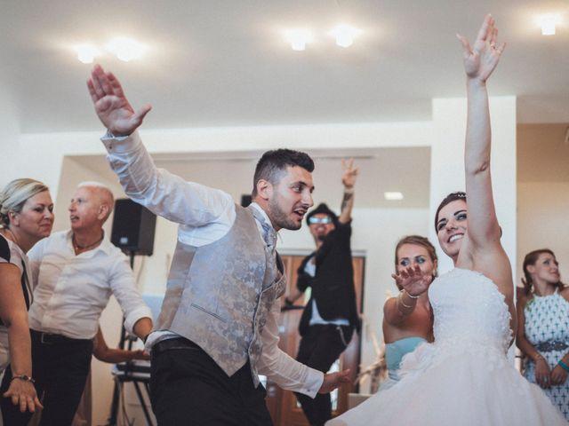 Il matrimonio di Mario e Lhea a Vasto, Chieti 87