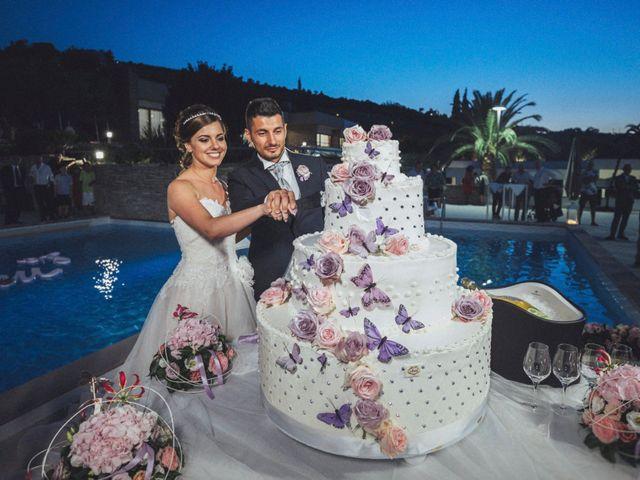 Il matrimonio di Mario e Lhea a Vasto, Chieti 103