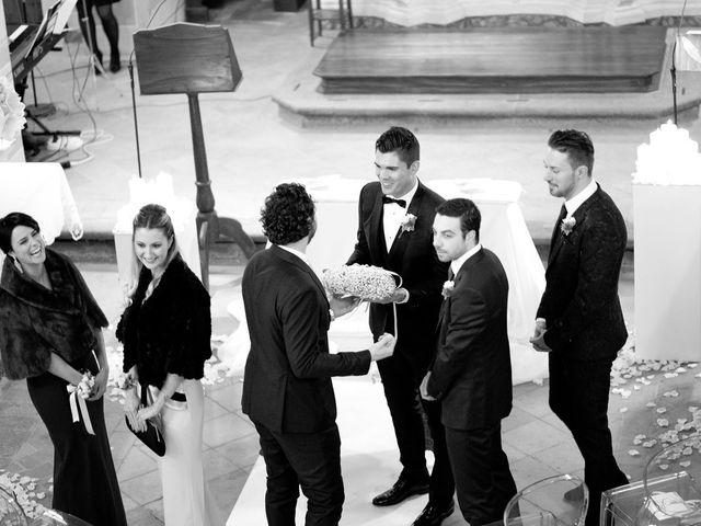 Il matrimonio di Stefano e Alessia a Ponsacco, Pisa 20