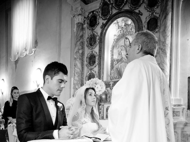 Il matrimonio di Stefano e Alessia a Ponsacco, Pisa 22
