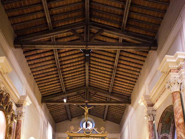 Il matrimonio di Stefano e Alessia a Ponsacco, Pisa 24