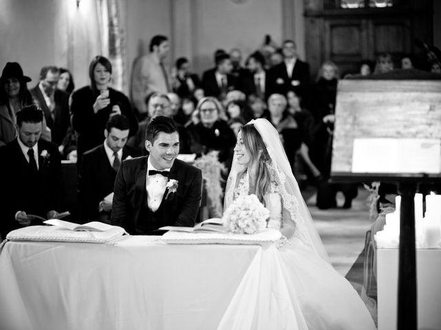Il matrimonio di Stefano e Alessia a Ponsacco, Pisa 25