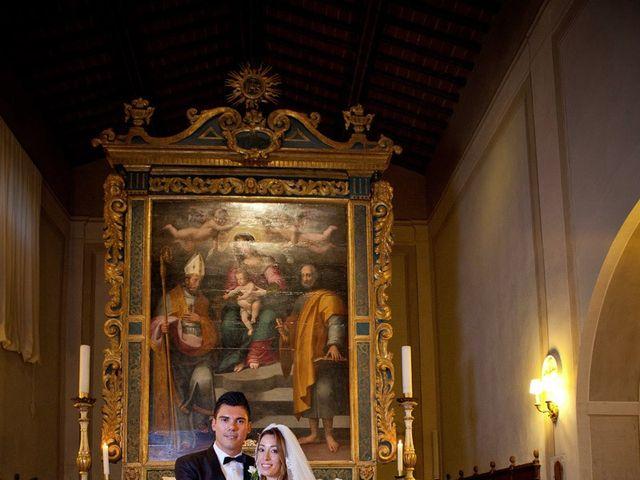 Il matrimonio di Stefano e Alessia a Ponsacco, Pisa 27