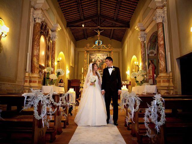 Il matrimonio di Stefano e Alessia a Ponsacco, Pisa 28