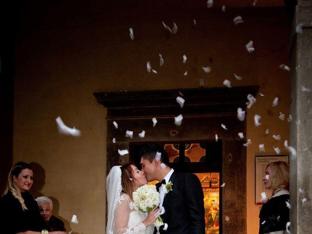 Il matrimonio di Stefano e Alessia a Ponsacco, Pisa 30
