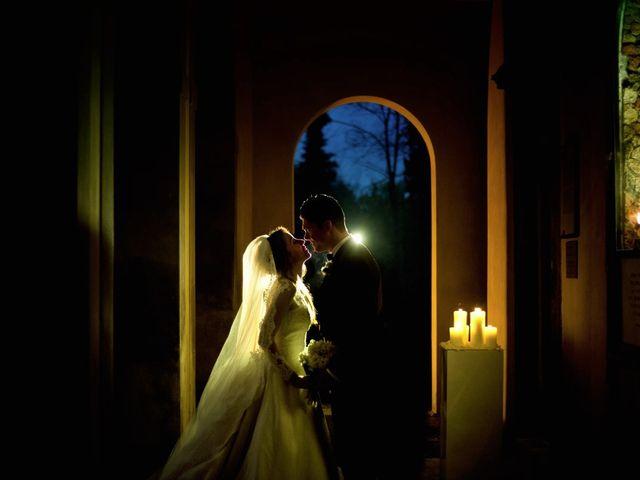 Il matrimonio di Stefano e Alessia a Ponsacco, Pisa 31
