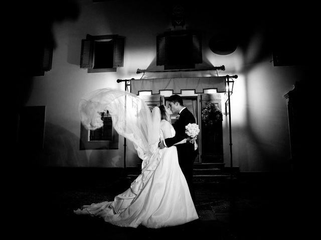 Il matrimonio di Stefano e Alessia a Ponsacco, Pisa 33