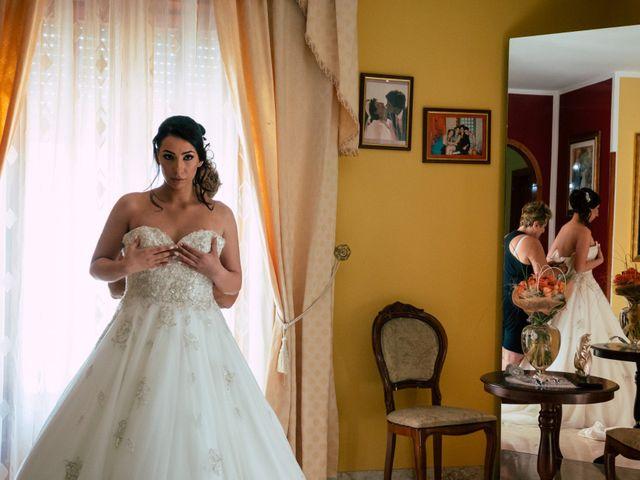 Il matrimonio di Gabriele e Ilaria a Martano, Lecce 20