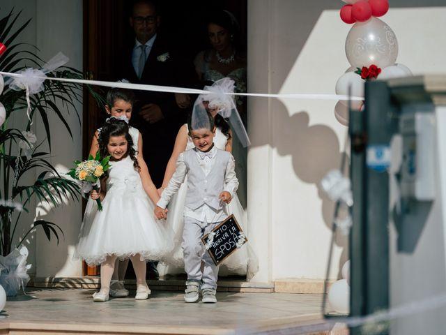 Il matrimonio di Gabriele e Ilaria a Martano, Lecce 29
