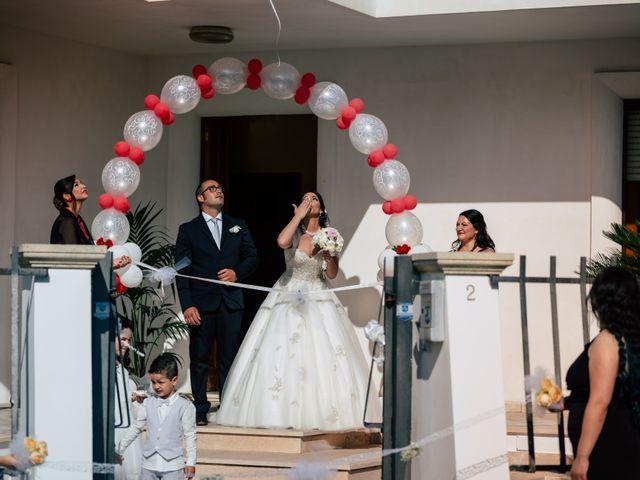 Il matrimonio di Gabriele e Ilaria a Martano, Lecce 31