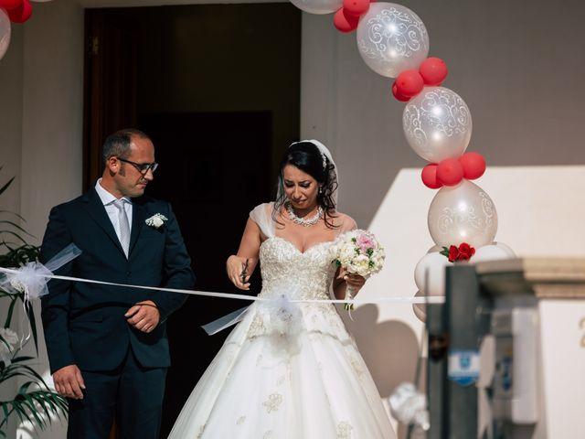 Il matrimonio di Gabriele e Ilaria a Martano, Lecce 32