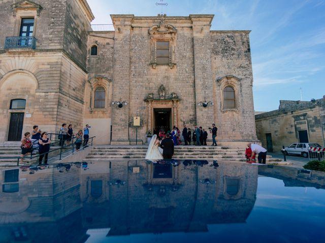 Il matrimonio di Gabriele e Ilaria a Martano, Lecce 33