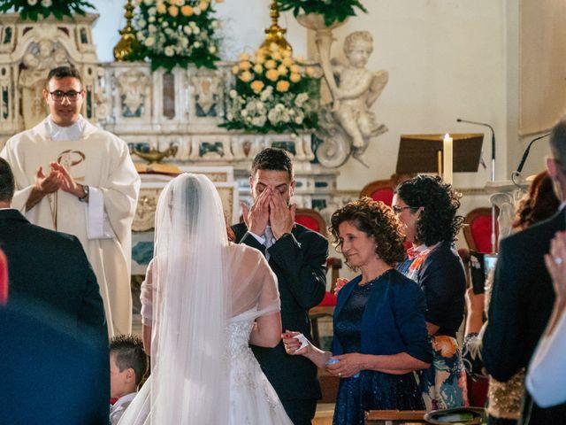 Il matrimonio di Gabriele e Ilaria a Martano, Lecce 38