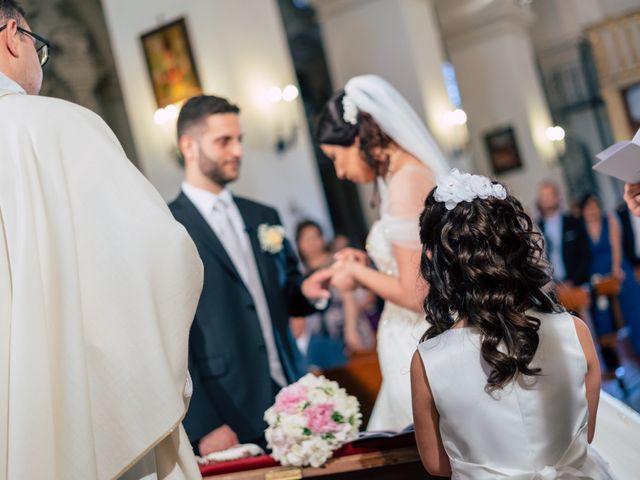 Il matrimonio di Gabriele e Ilaria a Martano, Lecce 43