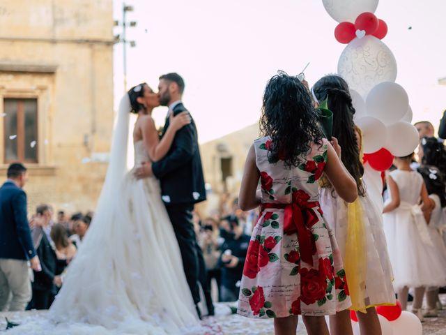 Il matrimonio di Gabriele e Ilaria a Martano, Lecce 45