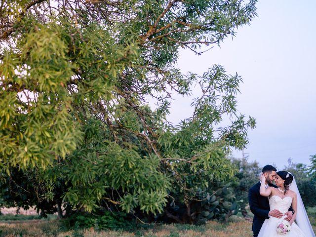 Il matrimonio di Gabriele e Ilaria a Martano, Lecce 50