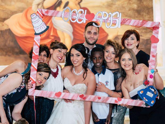 Il matrimonio di Gabriele e Ilaria a Martano, Lecce 70