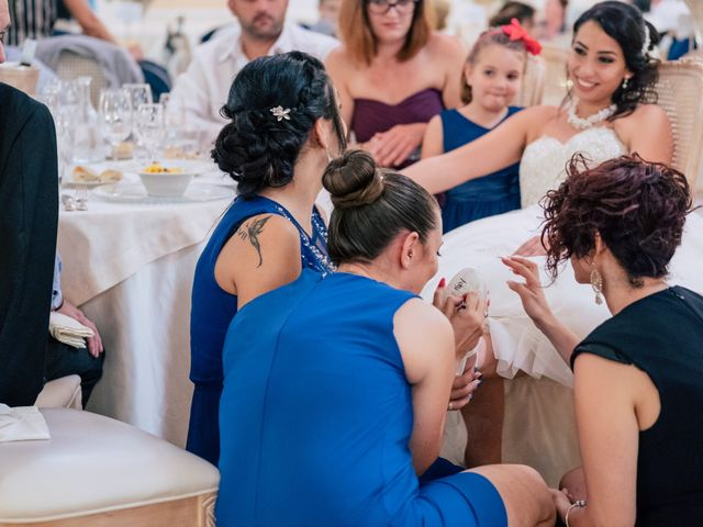 Il matrimonio di Gabriele e Ilaria a Martano, Lecce 73