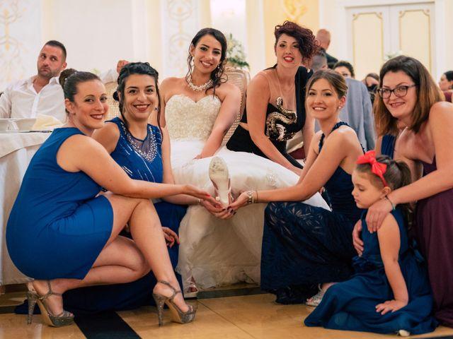 Il matrimonio di Gabriele e Ilaria a Martano, Lecce 74