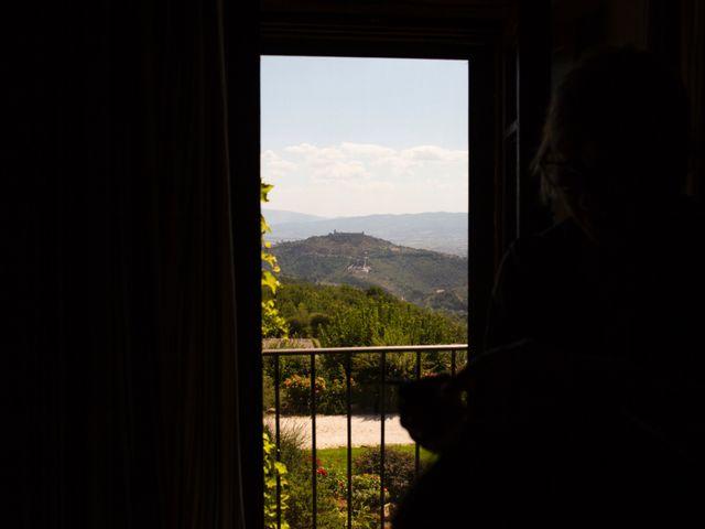 Il matrimonio di Luca e Ivana a Assisi, Perugia 2