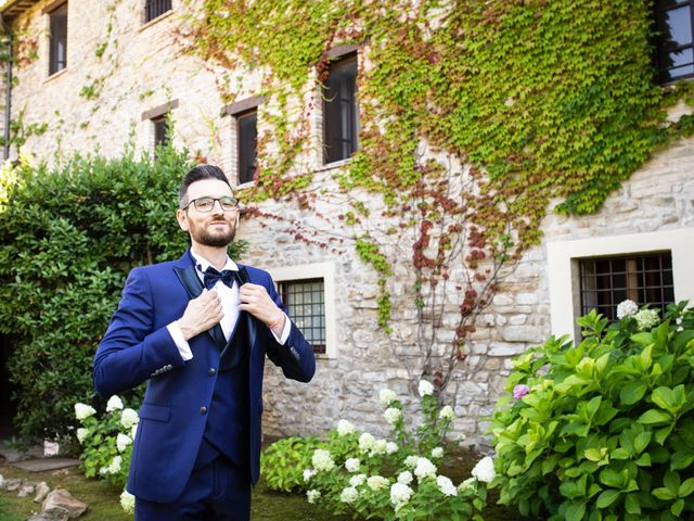 Il matrimonio di Luca e Ivana a Assisi, Perugia 17