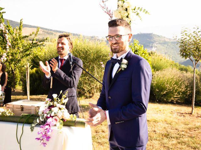 Il matrimonio di Luca e Ivana a Assisi, Perugia 28
