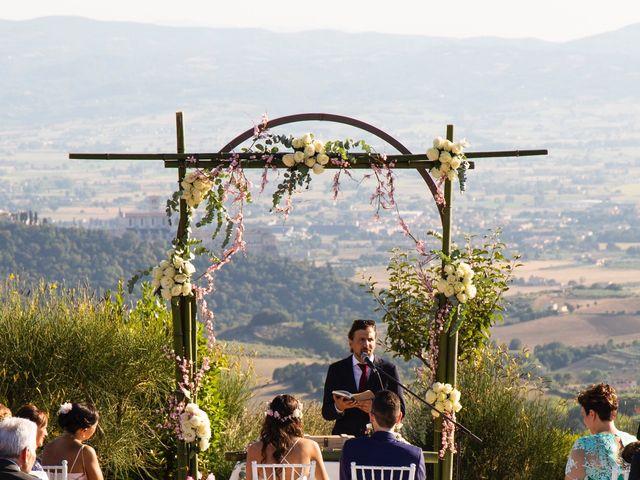 Il matrimonio di Luca e Ivana a Assisi, Perugia 29