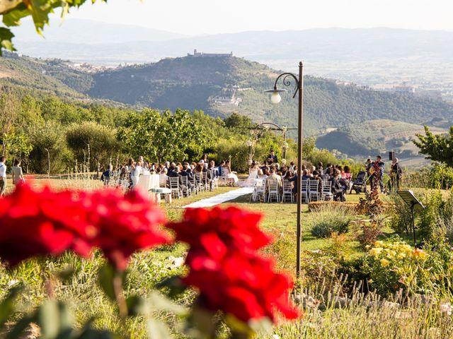 Il matrimonio di Luca e Ivana a Assisi, Perugia 30
