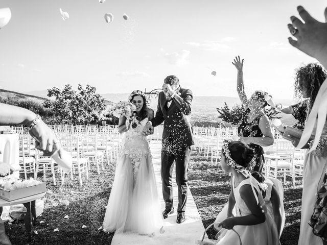 Il matrimonio di Luca e Ivana a Assisi, Perugia 45