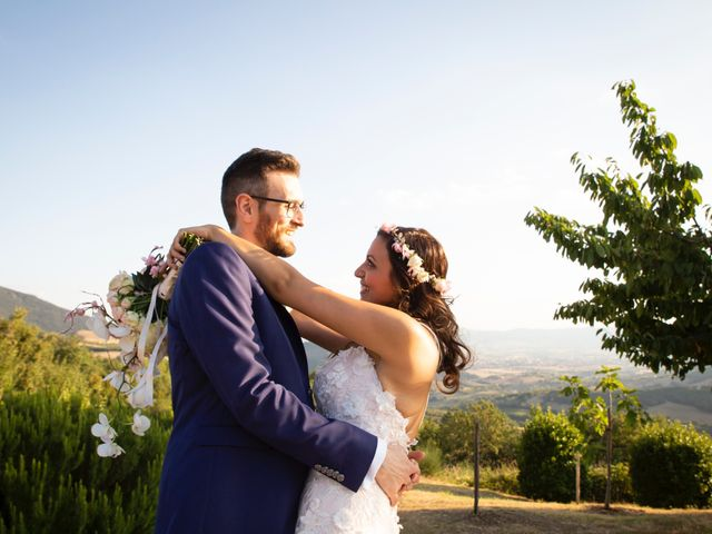 Il matrimonio di Luca e Ivana a Assisi, Perugia 49