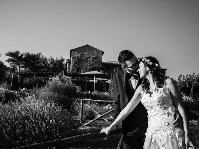 Il matrimonio di Luca e Ivana a Assisi, Perugia 50