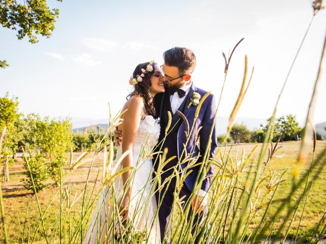 Il matrimonio di Luca e Ivana a Assisi, Perugia 54
