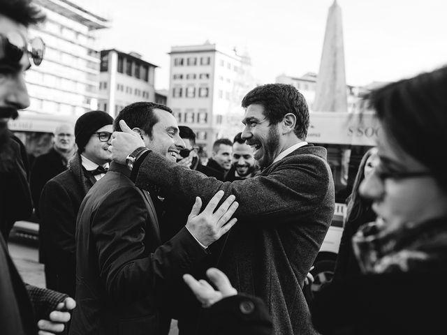 Il matrimonio di Claudio e Greta a Firenze, Firenze 54