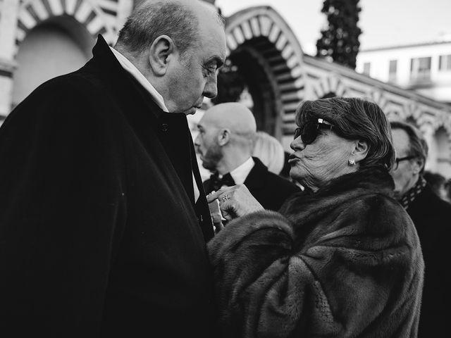 Il matrimonio di Claudio e Greta a Firenze, Firenze 55