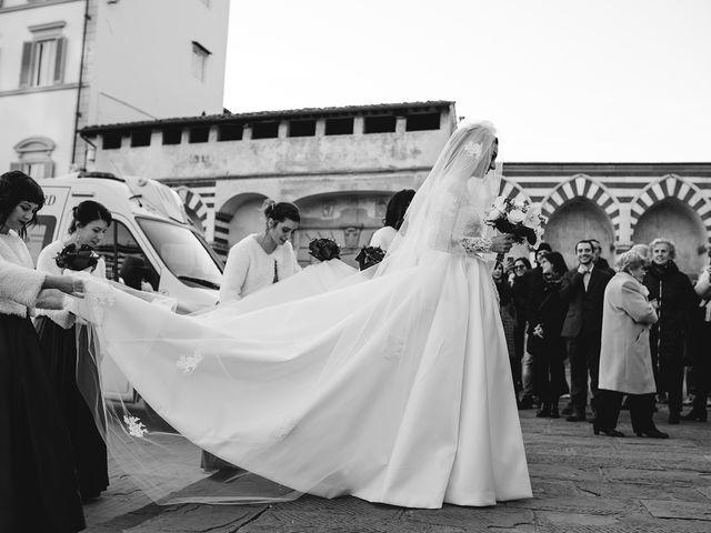 Il matrimonio di Claudio e Greta a Firenze, Firenze 57