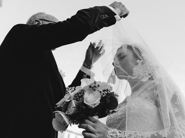 Il matrimonio di Claudio e Greta a Firenze, Firenze 58